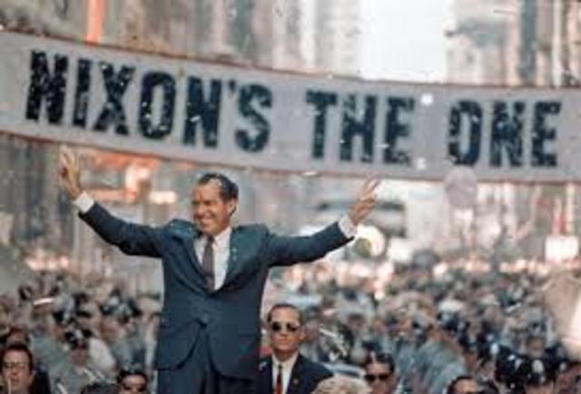 Nixon's first win