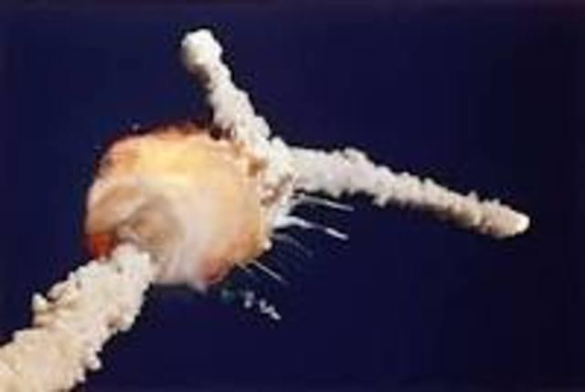 Challenger Explosion