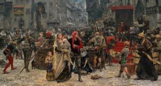 400 - Inicio Época Medieval.