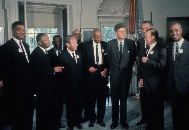 Meets JFK