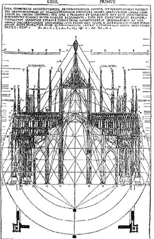 Comienza la construcción de la catedral de Milán.
