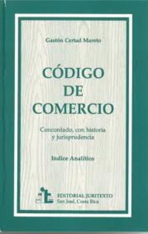 Reforma de 4 de enero de 1989 Codigo de Comercio