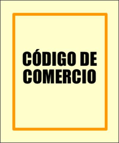 Reforma de 24 de mayo de 1996 Código de Comercio