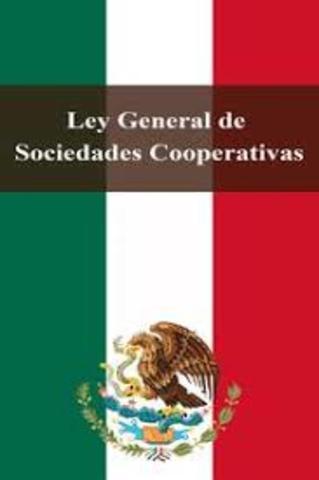 Ley General de Sociedades Cooperativas del 11 de enero de 1938