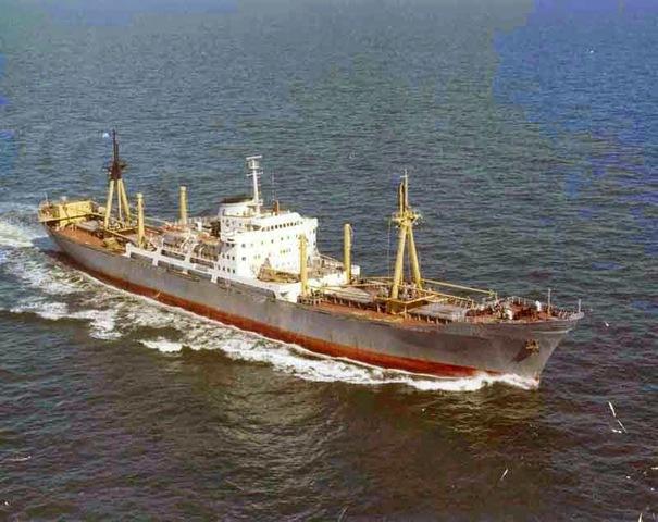 Ley de navegación y comercio marítimo