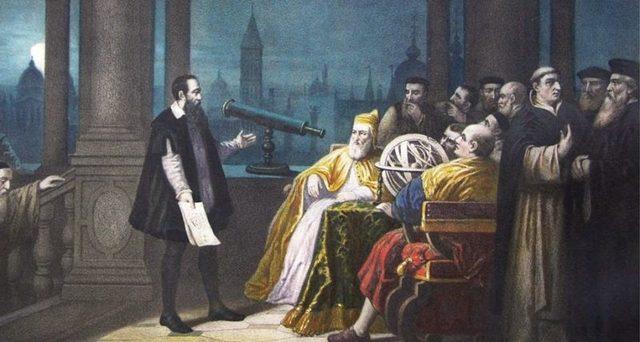 Galileo y la ciencia moderna 1500