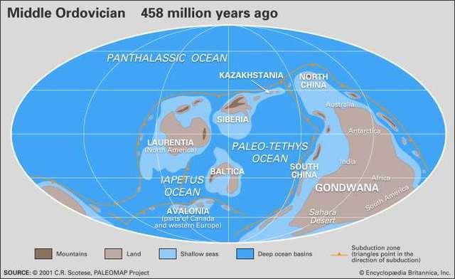 Late Ordovician