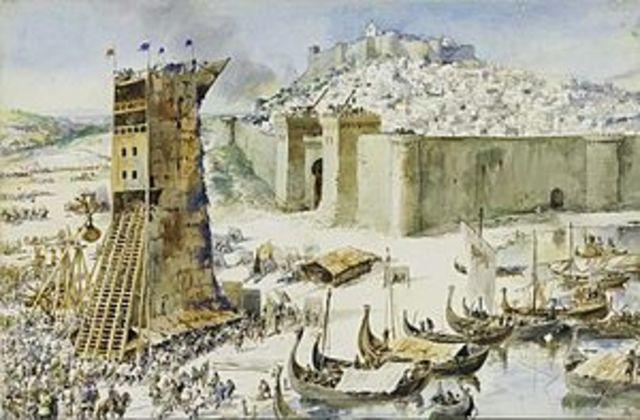 Capture of Lisbon