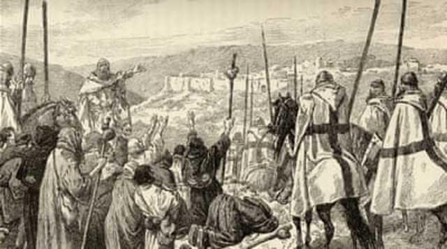 March to Jerusalem Begins