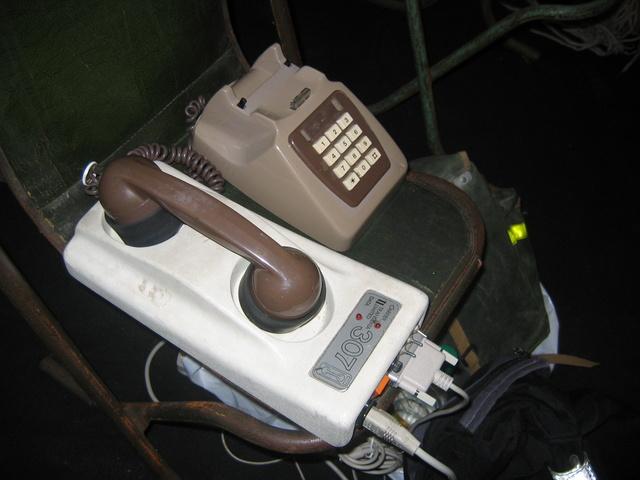 Módem Telefónico