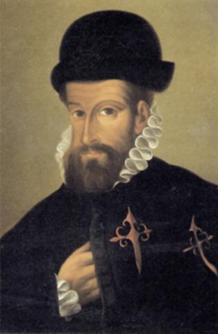 Fransisco Pizzaro: discovery of Peru
