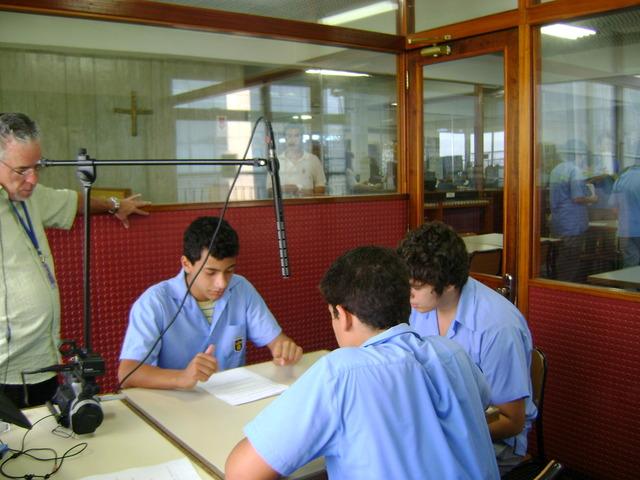 Rádio CSB Online  9º ano
