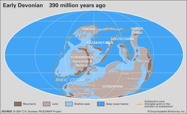 Late Devonian