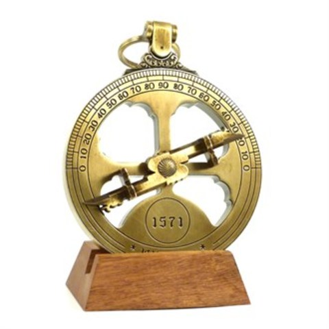 Astrolabiak asmatu zen