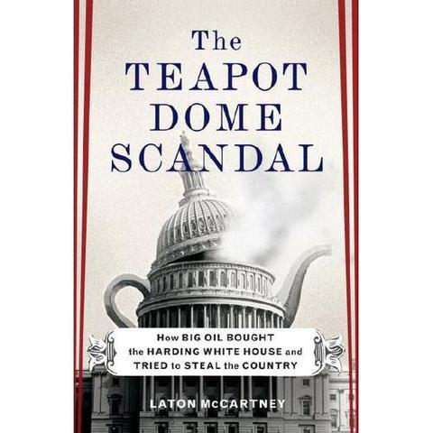 teapot dome scandal