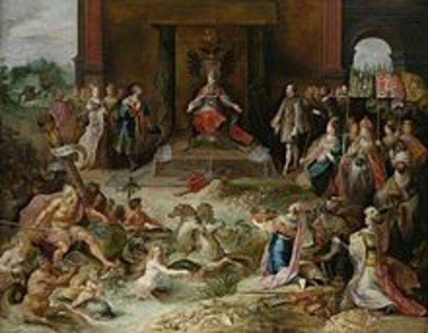 La Pau d'Augsburg trenca l'imperi de Carles I