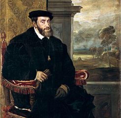 Inici Regnat de Carles I