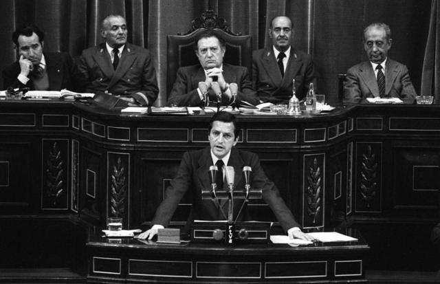 II Gobierno de Adolfo Suárez
