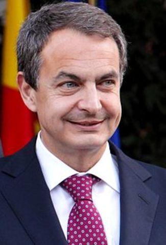 Gobierno de José Luis Rodríguez Zapatero