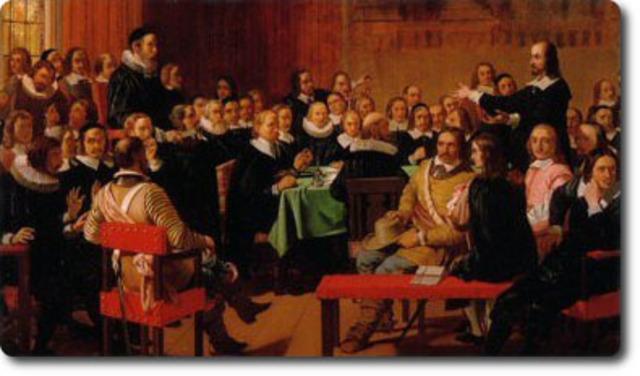 Acceptació protestanisme