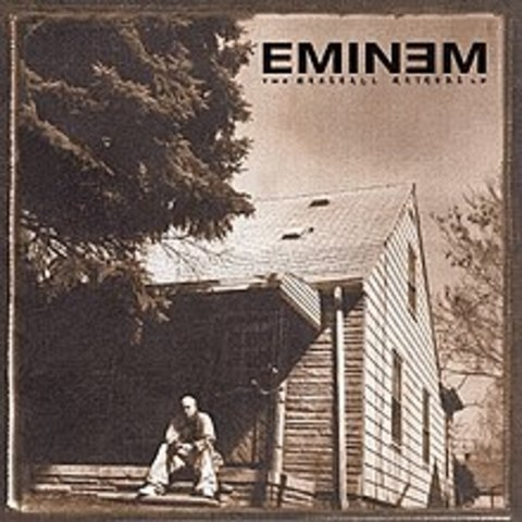 Release of Marshall Mathers LP
