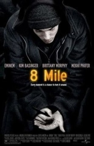 Filming of '8 Mile'