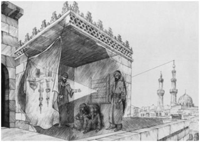 Alhazen «el padre de la óptica»