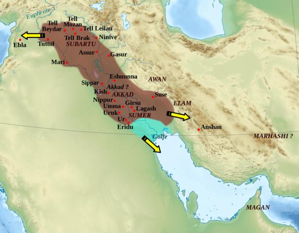 Sargon the Great (Akkadian Empire)