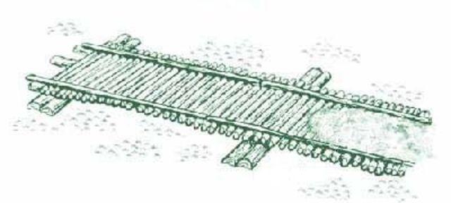 Log highways (England)