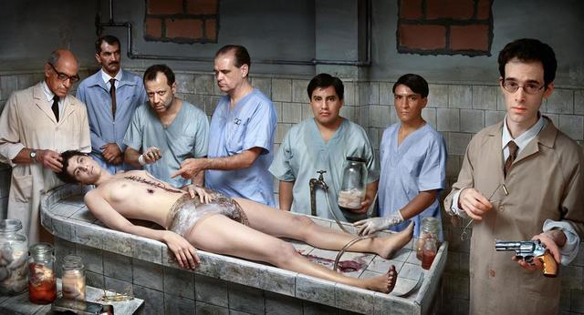 MARCOS LOPEZ. UN PACTO DE SILENCIO