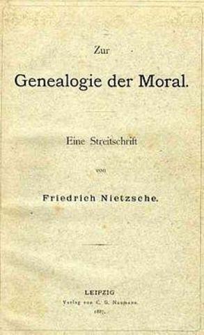 NIETZSCHE. GENEALOGIA DE LA MORAL