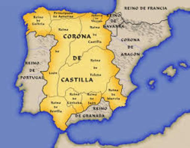 Gaztelak Granada konkistatu zuen