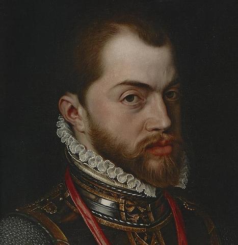 Felipe II Portugaleko errege ere izan zen
