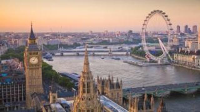 Paris a Londres