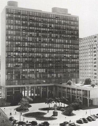 Ministerio de Educación y Salud - Rio de Janeiro