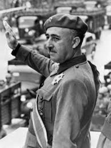 Nominación a Franco jefe de estado