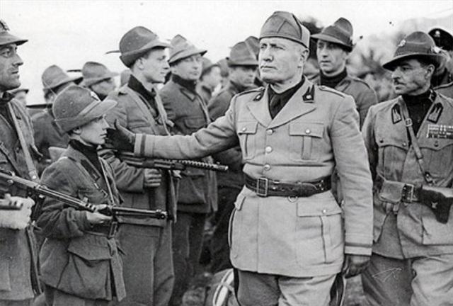Muerte de Benito Mussolini