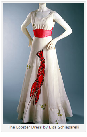 The Lobster Dress