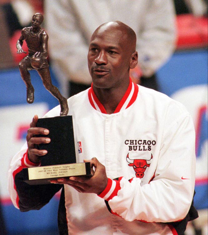 NBA Defensive Player Of The Year and MVP