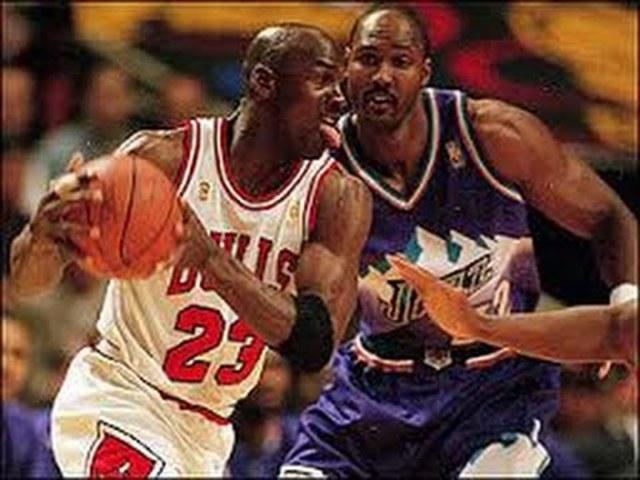 1997 NBA Champions