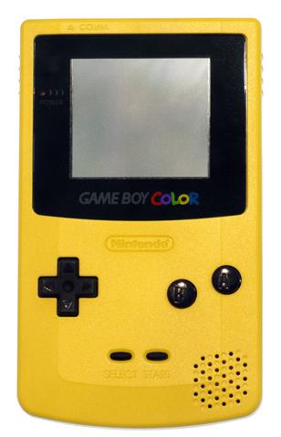 Game Boy Color.