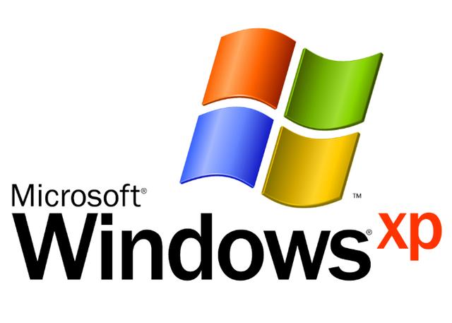 Microsoft Windows XP.
