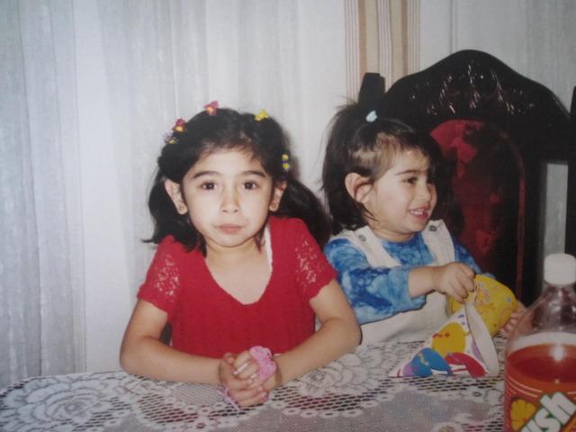 My Baby Sister's 3rd Birthday