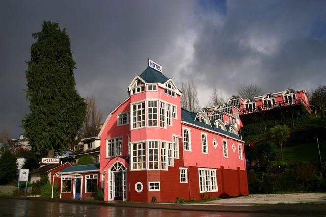 Hotel Unicornio Azul - Chiloe - Chile