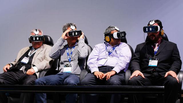 Realidad Virtual de SONY