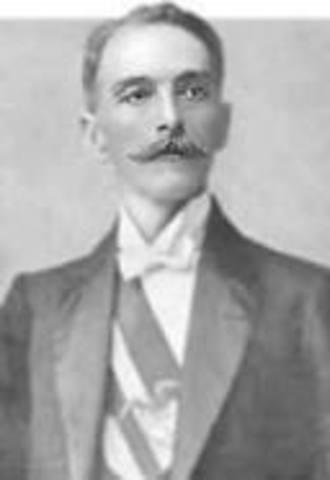 presidente Carlos Eugenio Restrepo