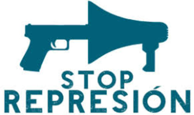 Década de la represión sindical