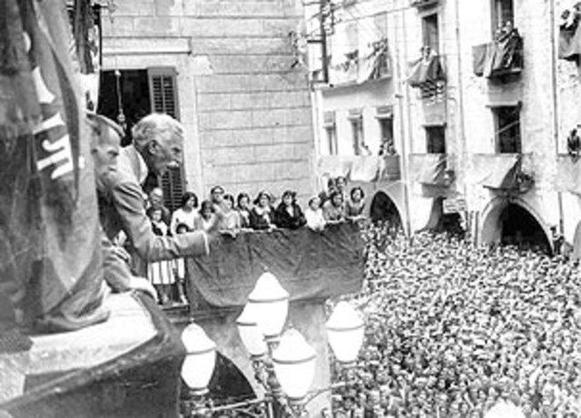 macià proclama la república catalana