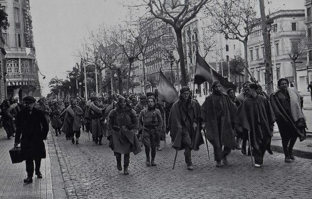Ofensiva franquista al front d'Aragó