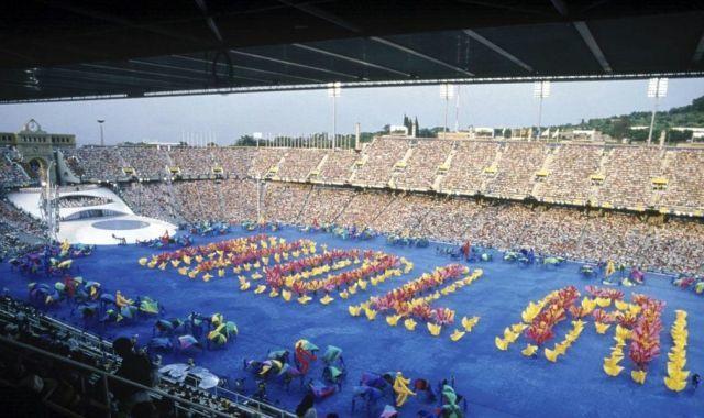 Jocs Olímpics a Barcelona